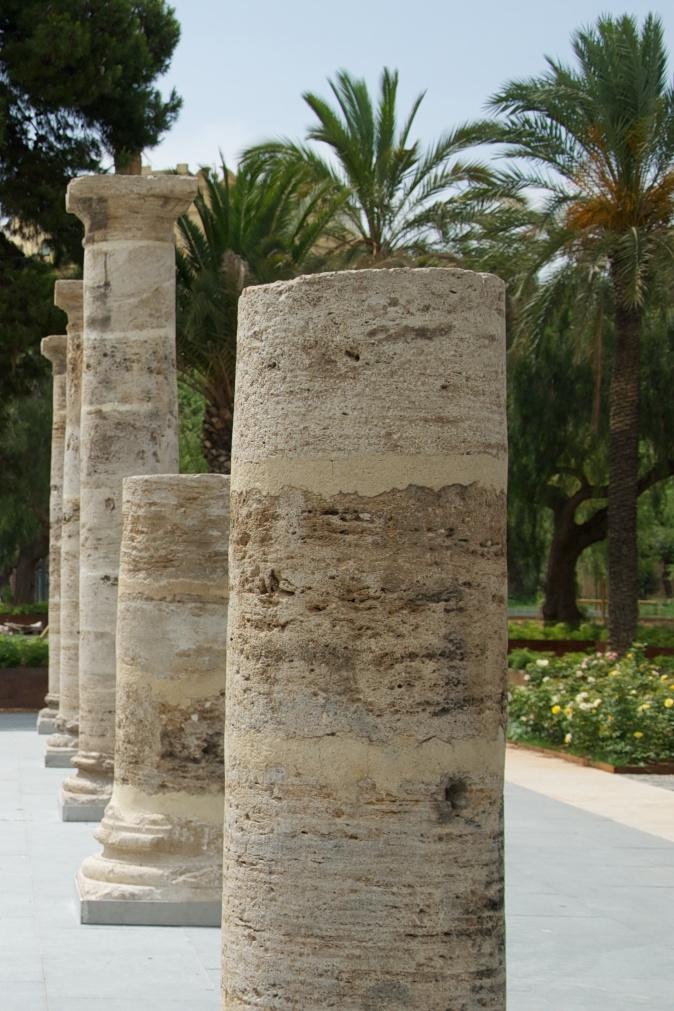 Colonne romane a Valencia