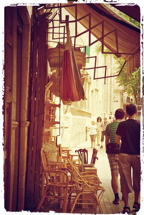 Dietro il mercato - Valencia