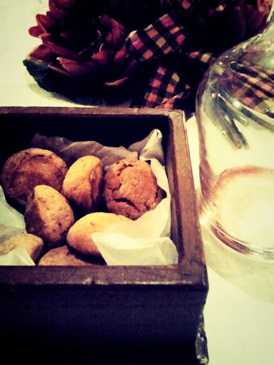 Biscottini col caffè della Frasca di Lauzacco