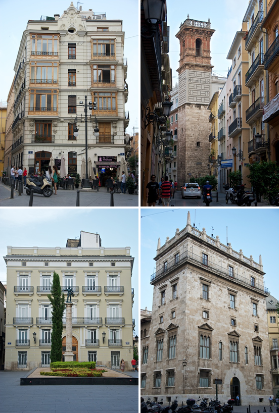 Monumenti a Valencia